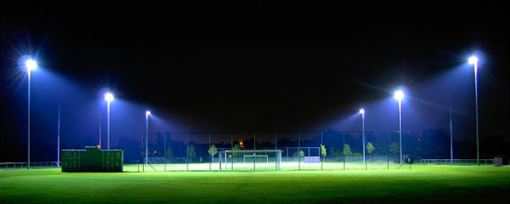 Nieuwe LED- veldverlichting
